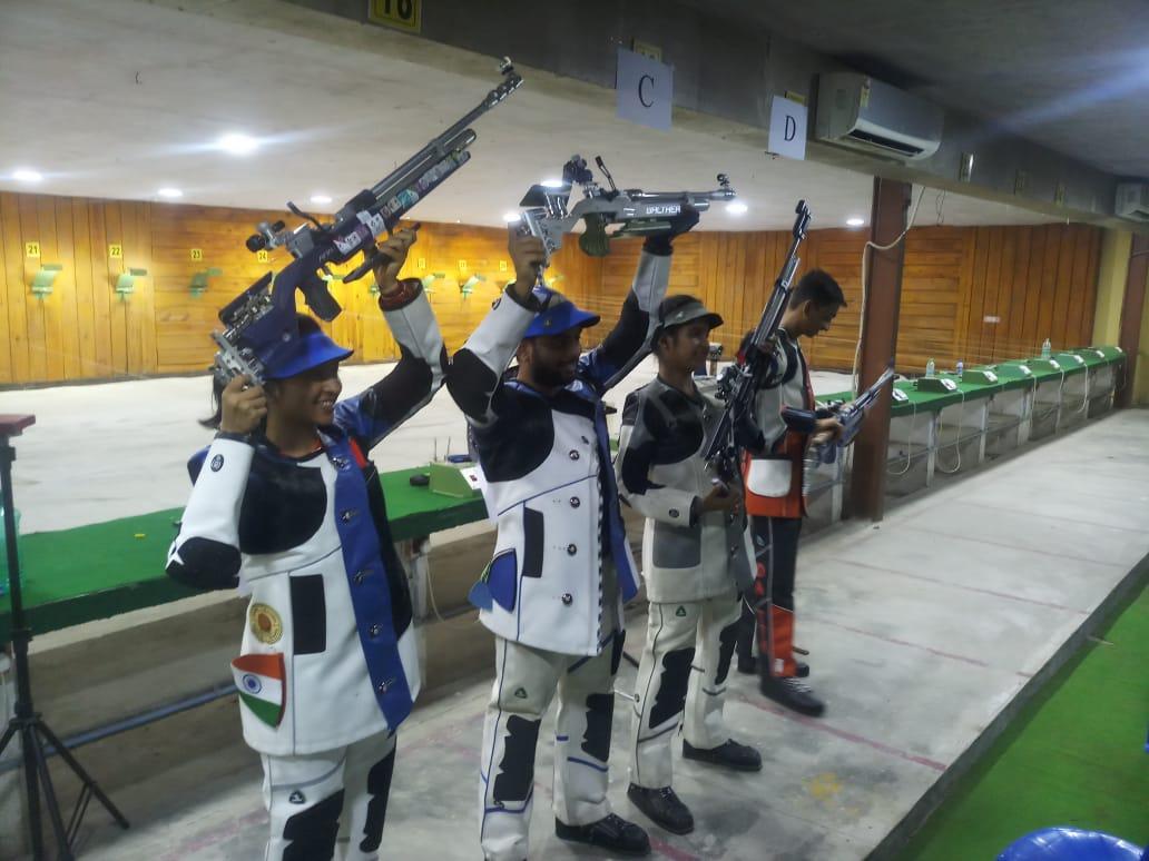 West Bengal Rifle Association   West Bengal Rifle Association